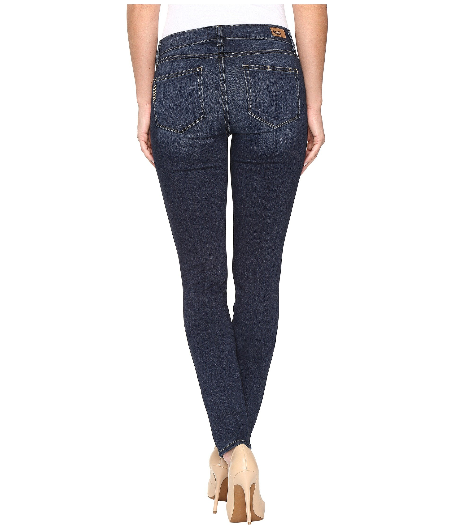 Paige edgemont ultra skinny in alden no whiskers at 6pm for The edgemont