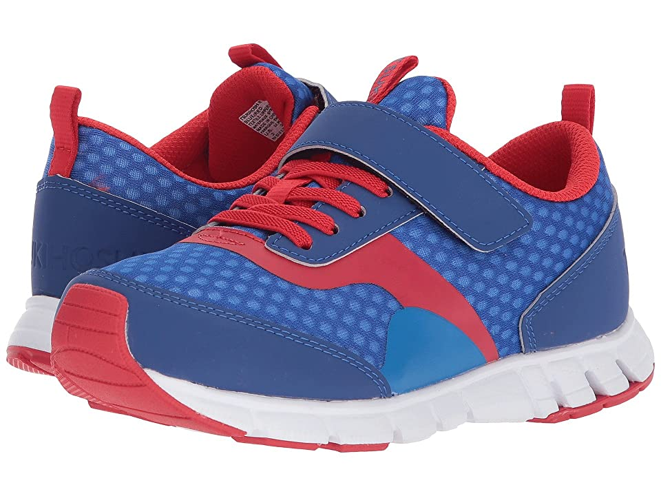 Tsukihoshi Kids Sonic (Little Kid/Big Kid) (Blue/Red) Boys Shoes