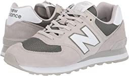 new arrival fa282 6b7ef New balance 574 mens + FREE SHIPPING | Zappos.com