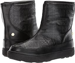 LOVE Moschino - Embossed Logo Winter Boot