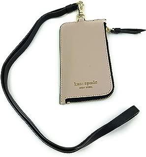 Kate Spade New York Cameron Card Case Lanyard Wallet
