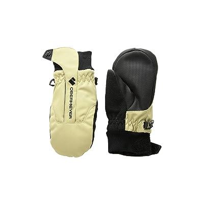 Obermeyer Kids Thumbs Up Mitten (Little Kids/Big Kids) (Sand Storm) Extreme Cold Weather Gloves