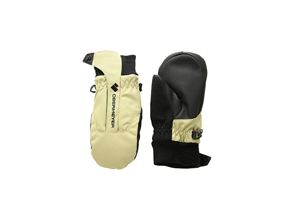 Obermeyer Kids Thumbs Up Mitten (Little Kids/Big Kids) (Sand Storm) Extreme Cold Weather Gloves