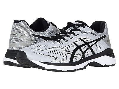 ASICS GT-2000(r) 7 (Mid Grey/Black) Men