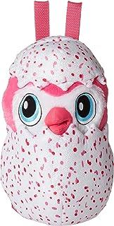 해치멀 에그 장난감 Hatchimals Eggciting Stuffed Penguala 14 Backpack, Multi (F17HC35378TU)