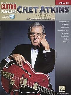 Guitar Play-Along Volume 59: Chet Atkins [Lingua inglese]