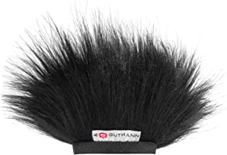 Gutmann Fur Microphone Windshield Windscreen for Marantz PMD 661 / PMD 661 MKII