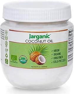 comprar comparacion Aceite de Coco Virgen Extra Orgánico Bio 500 ml – Aceite de Coco Prensado en Frío sin Refinar para Piel, Cabello y Cocinar...