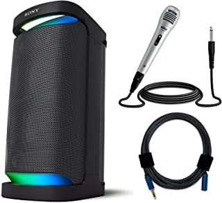 $449 » Sponsored Ad - Sony XP700 X-Series Portable Bluetooth Wireless Party Speaker with Professional Dynamic Mic and Knox Gear N...