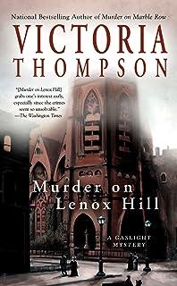 Murder on Lenox Hill: A Gaslight Mystery (English Edition)