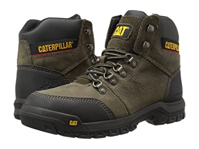 Caterpillar Outline ST (Dark Gull Grey) Men