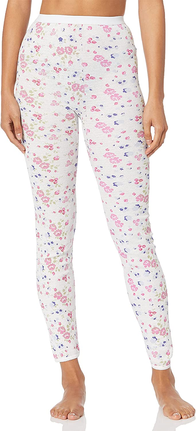 Indera Women's Long Drawers-Super-Soft Thermal