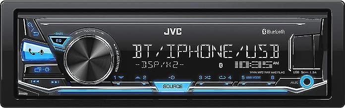 JVC KD-SX24BT Am/Fm Bluetooth Media Player (Renewed)