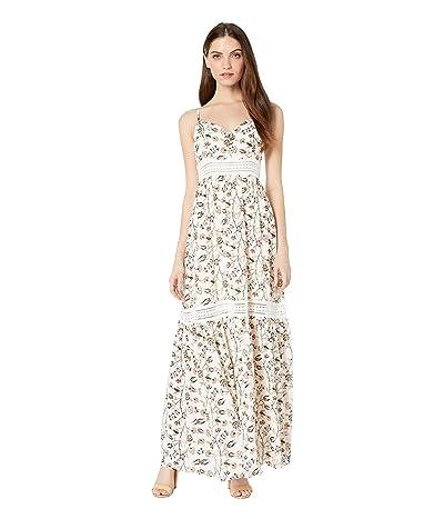 Jack by BB Dakota What Grows Around Maxi Dress (Ivory) Women