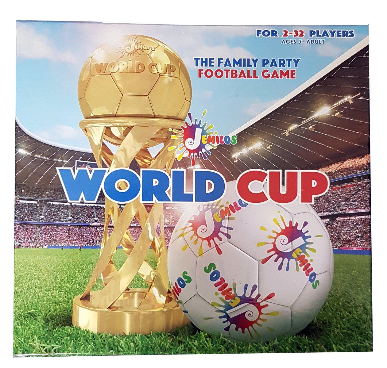 Jemilo Games World - Juego de Mesa: Amazon.es: Juguetes y juegos