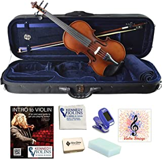 Bunnel Premier Clearance Student Violin Outfit 1/8 Size RB360
