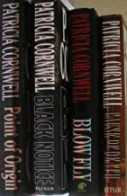 Patricia Cornwell Collection, Set of 4 Books, Kay Scarpetta, Cause of Death, Blow Fly, Black Notice, Point of Origin
