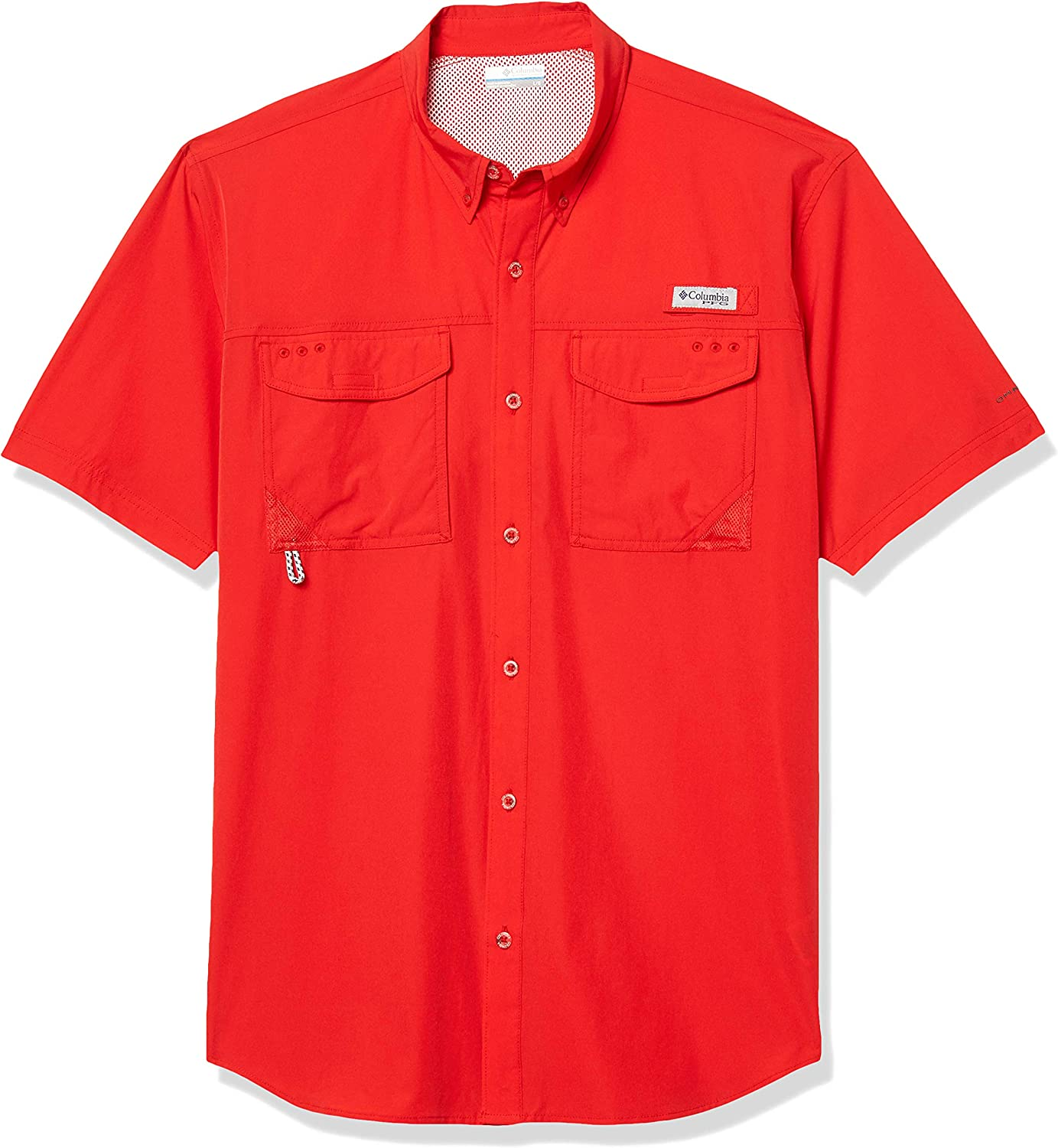 Columbia Men's Permit Woven Popular shop is the lowest price challenge Spasm price Short Sleeve Shirt