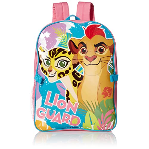 31f4c894883 Disney Little Girls Lion Guard Backpack With Lunch