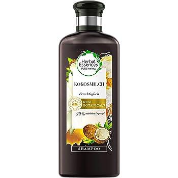 Herbal Essences PURE, renew - Maschera idrata capelli al latte di cocco