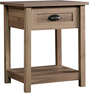 Sauder County Line Side Table/Night Stand, L: 19.84