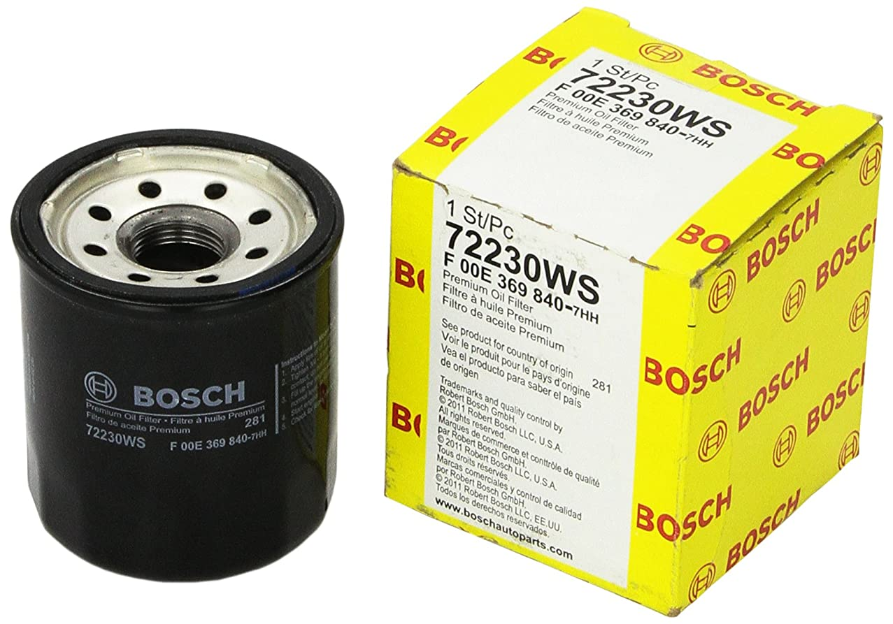 Bosch 72230WS / F00E369840 Workshop Engine Oil Filter