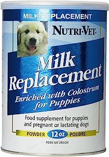 Nutri-Vet Milk Replacement Powder for Puppies, 12 Ounces