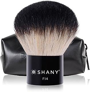 SHANY Master Duo Fiber Kabuki Powder and Highlighter Brush