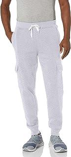 Southpole mens Active Basic Jogger Fleece Pants Sweatpants