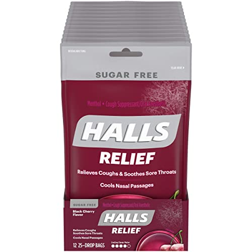 are sugar free cough drops bad for teeth