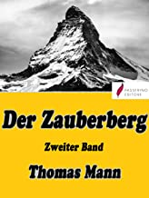 Der Zauberberg: Zweiter Band (German Edition)