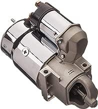 Powermaster Performance 13510 Chrome Alternator (10MT Chevy Cast Alum DE Stag Mating 168T Flywheel)