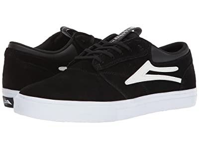 Lakai Griffin (Black Suede 3) Men