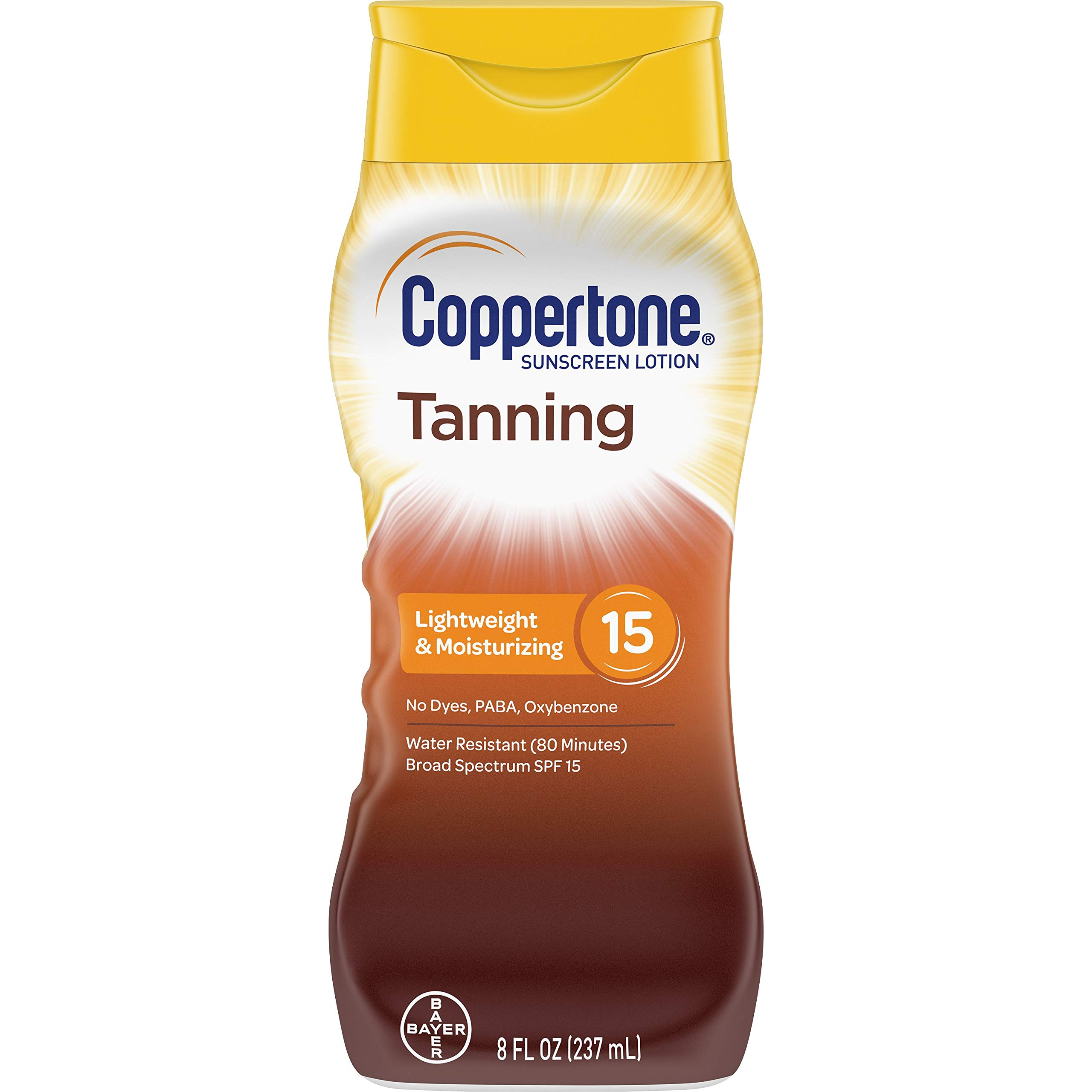 Coppertone Classic Tanning Lotion Sunscreen