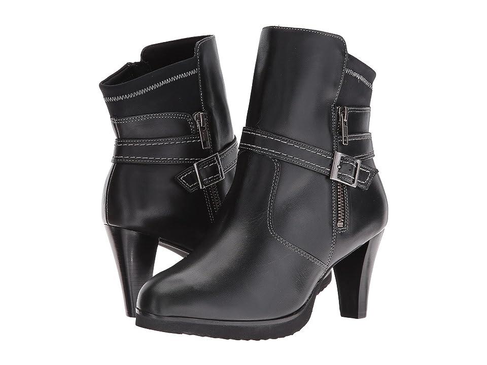 Walking Cradles Tacoma (Black Cashmere/Stretch) Women
