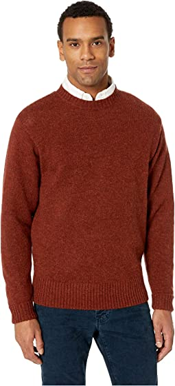 Shetland Crew Sweater
