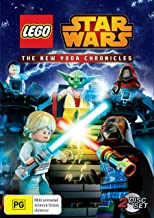 Lego Star Wars: The Yoda Chronicles - The Complete Collection (2 Disc) (DVD)