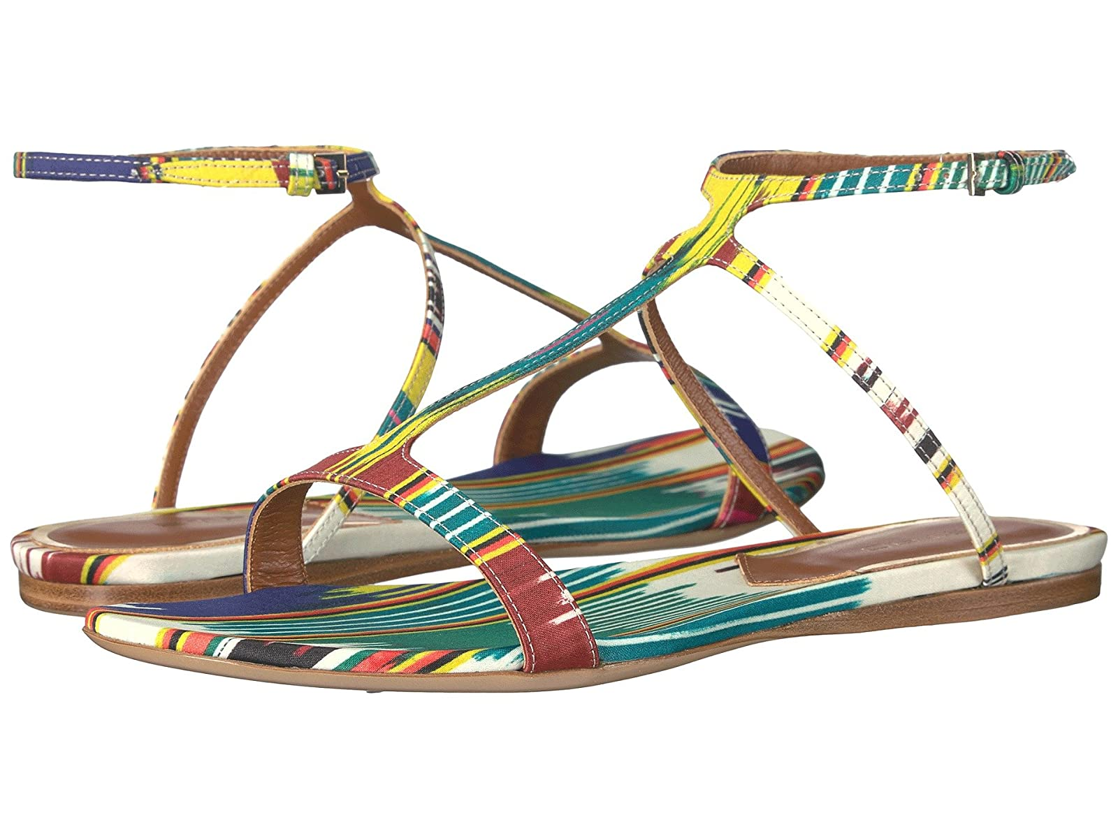 Etro Ikat Flat SandalCheap and distinctive eye-catching shoes