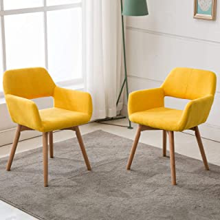 Lansen Furniture (Set of 2) Modern Living Dining Room...