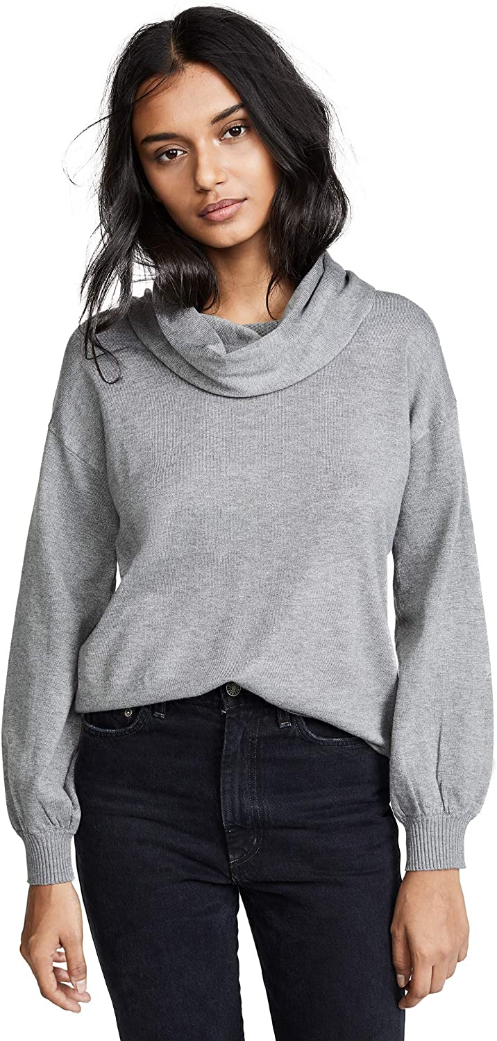 High quality new BB DAKOTA Women's in a Sweater Now free shipping Stitch Cowl Neck