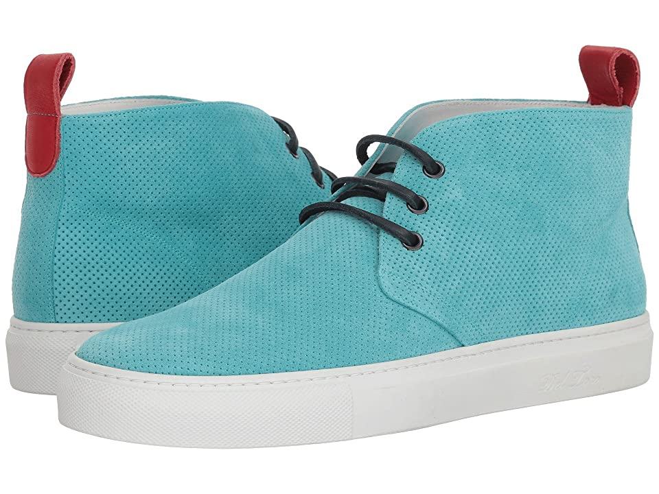 2691e6b2a9704c Del Toro High Top Chukka Sneaker (Aqua Perf) Men s Shoes