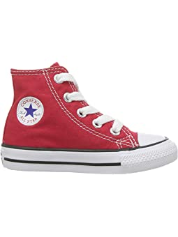 Girls Converse Kids Red Shoes + FREE