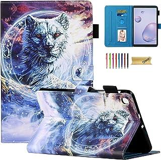 Galaxy Tab A 8.4 Case 2020, SM-T307 Verizon/Sprint/T-Mobile/AT&T Case, Dteck Slim Folio Stand Premium Leather Protective C...