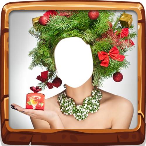 Montage photo de Noël