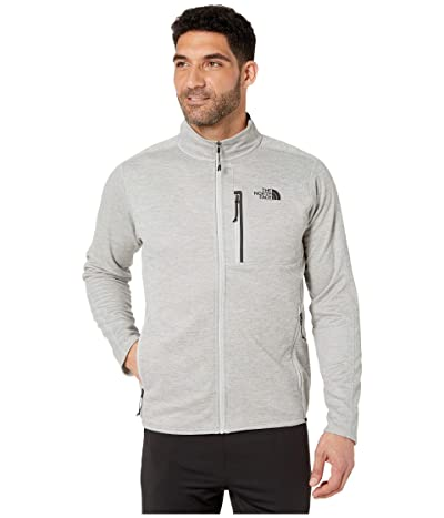 The North Face Canyonlands Full Zip (TNF Medium Grey Heather 3) Men