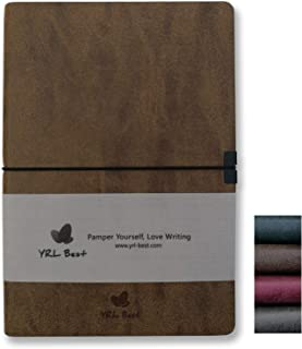 YRL Best Writing Journal/Notebook, Wide Ruled/Lined, A5 Size, 5.8x8.3