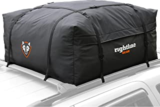 Rightline Gear 100E20 Edge Car Top Carrier (15 cubic feet) for Vehicles With or Without a Roof Rack