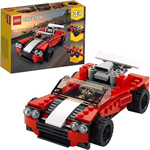 LEGO Creator 3in1 Sports Car 31100 Building Set
