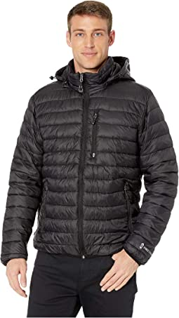 Puffer Jacket with Detachable Hood
