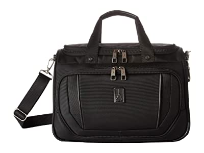 Travelpro 17 Crew Versapack Deluxe Tote (Jet Black) Luggage